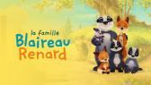 La famille Blaireau-Renard