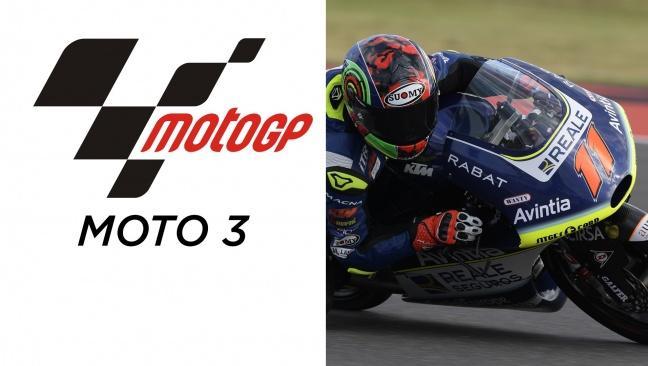 Moto 3 : GP Japon