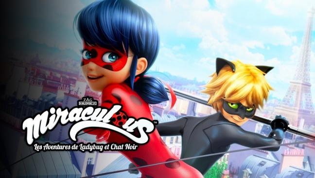 Miraculous, les aventures de Ladybug et Chat noir lazyload