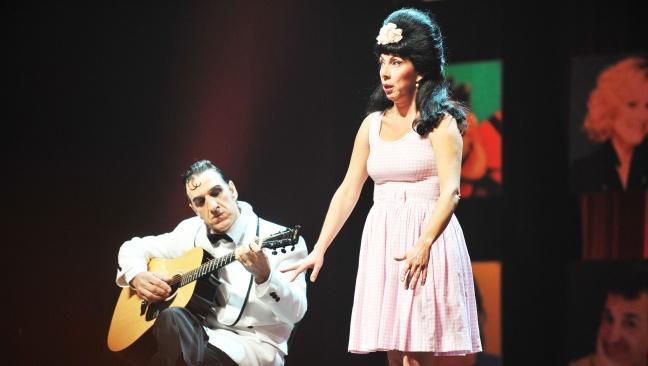 Shirley et Dino au Théâtre Marigny