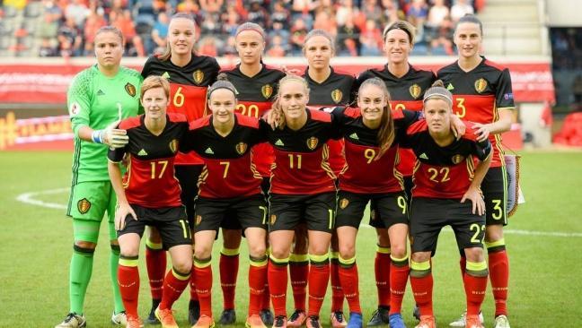 Football dames 2017