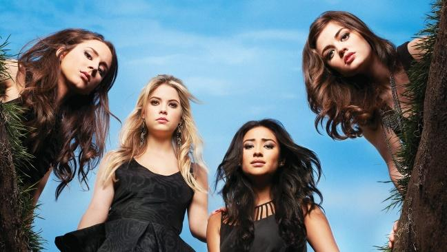Pretty little liars IV