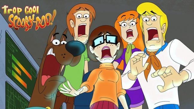Trop Cool Scooby-Doo lazyload
