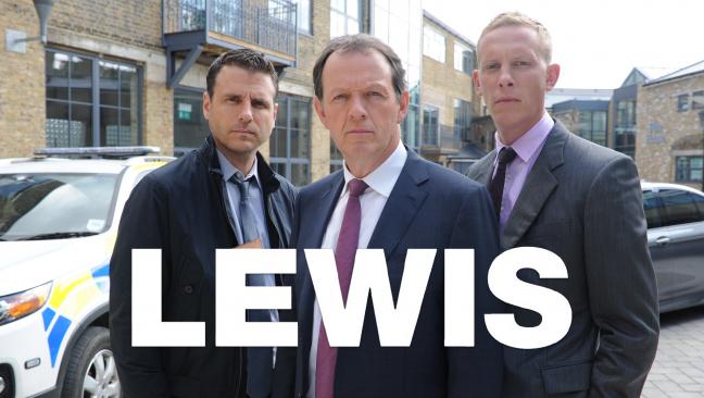 Inspecteur Lewis
