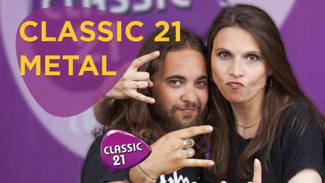 CLASSIC 21 METAL 1/2