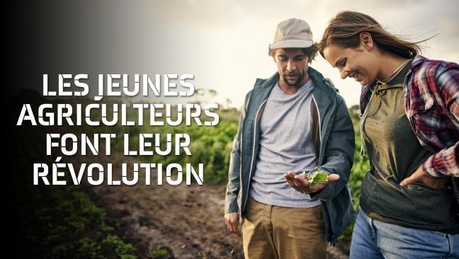 Les jeunes agriculteurs font leur révolution lazyload
