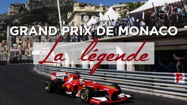 Grand Prix de Monaco : la légende