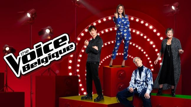 The Voice Belgique lazyload