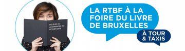 Rejoignez La Première à la Foire du livre de Bruxelles