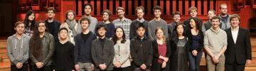Les 24 demi-finalistes du Concours Reine Elisabeth 2017 violoncelle