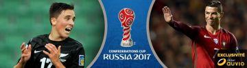 Coupe des confédérations : Nouvelle Zélande - Portugal