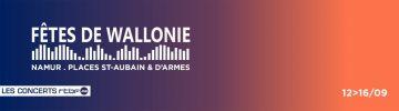 Les Fêtes de Wallonie à Namur