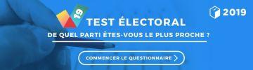 Faites le test électoral