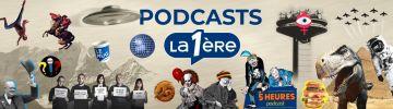 Abonnez-vous aux podcasts de La Première