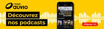 Les podcasts RTBF
