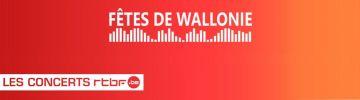 La RTBF partenaire des Fêtes de Wallonie 2021