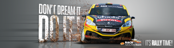 RACB National Team Rally Challenge