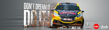 RACB National Team Rally Challenge